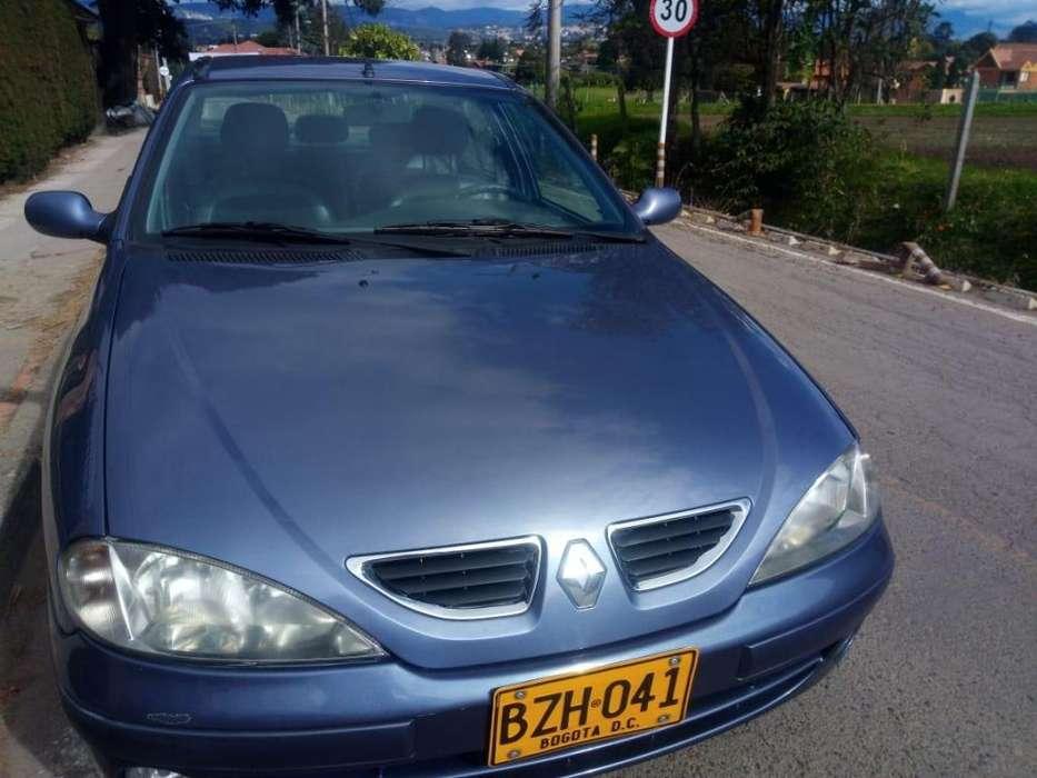 Renault Megane  2007 - 98700 km