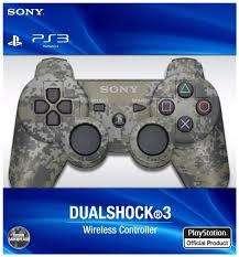 Camuflado Nuevo Control Playstation 3 Ps3 Bluetooh