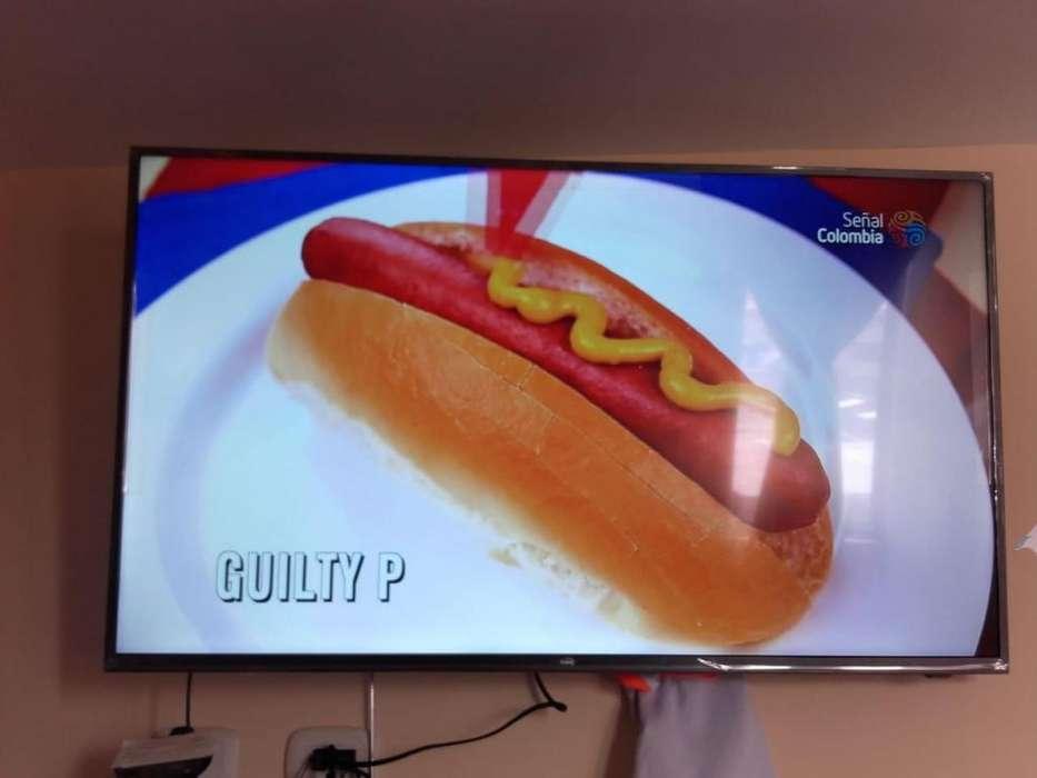 <strong>televisor</strong> Kalley 49 4k UHD ultima tecnologia menos de un año desde su compra