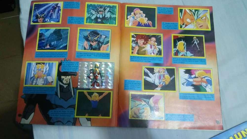 Album de Los Caballeros Del Zodiaco