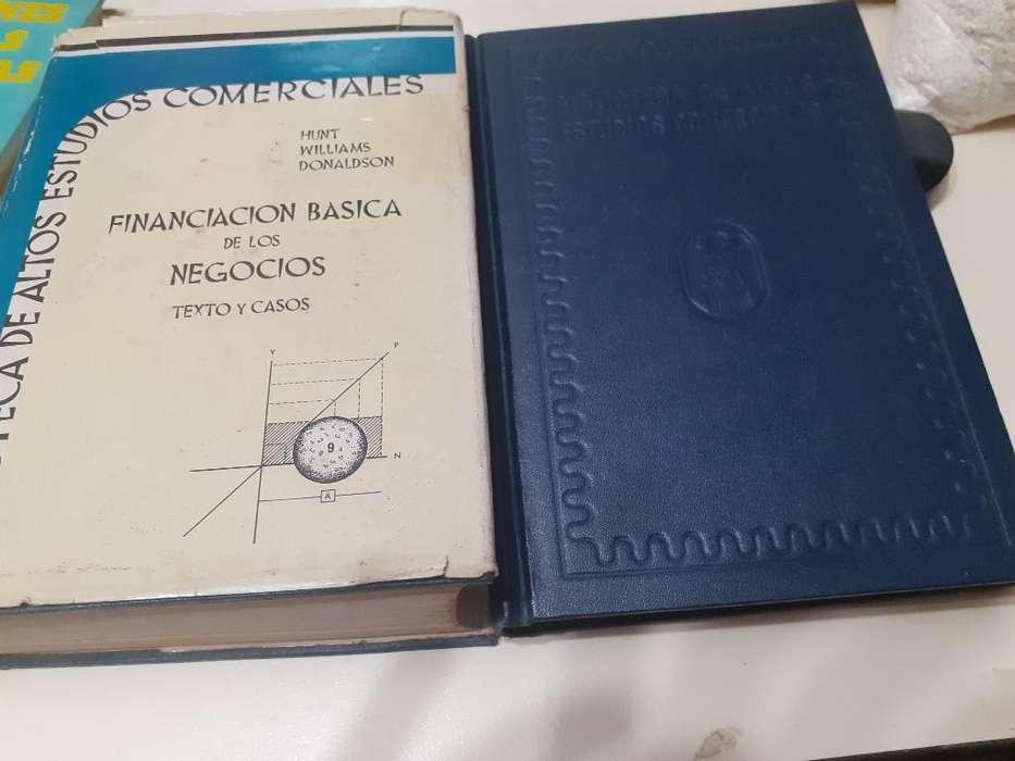 Libros de Estudios Comerciales