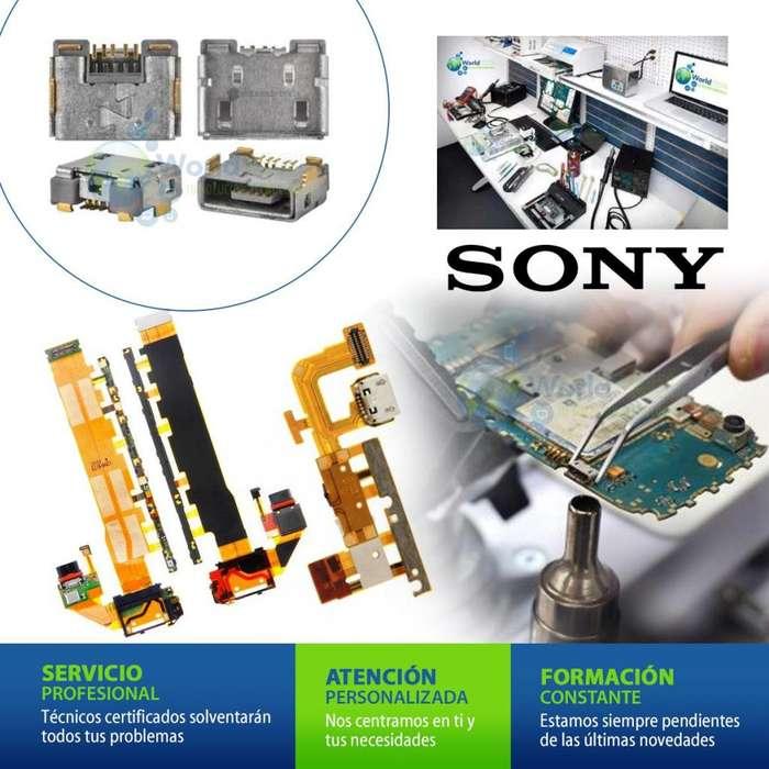Pin De Carga Sony Xperia Z Z1 Z2 Z3 Z4 Z5 Mini M2 Plus Mini