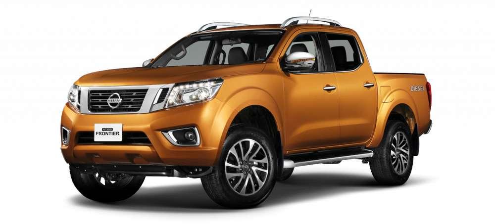 Nissan Frontier 2019 - 0 km