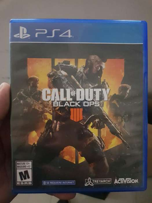 Vendo Call Of Duty Bo4