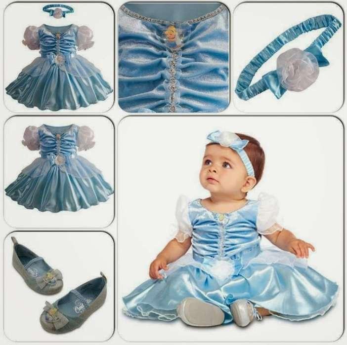 Disfraz Cenicienta Bebe Tiendas Disney