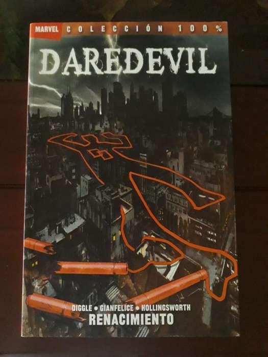 Comic Daredevil Renacimiento