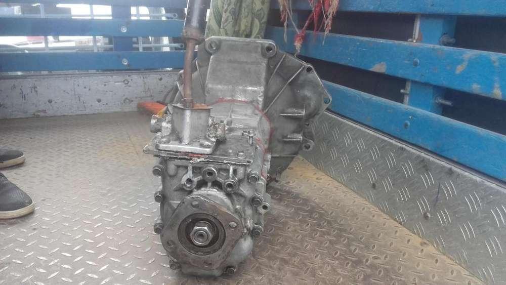 Vendo caja para Kia motor 2.7 diesel