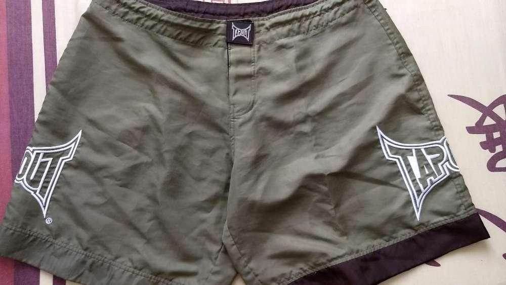 Pantaloneta Tapout Mma