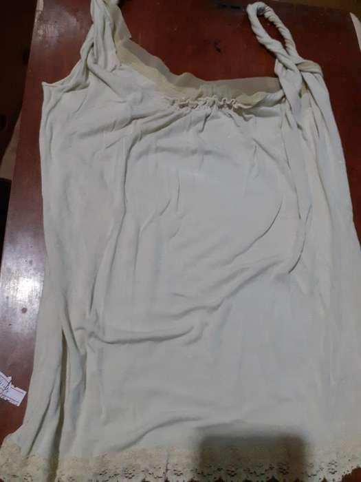 Musculosa Talle M