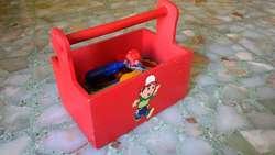 Caja de Herramientas para Niños