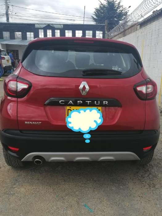 <strong>renault</strong> Captur 2016 - 55000 km