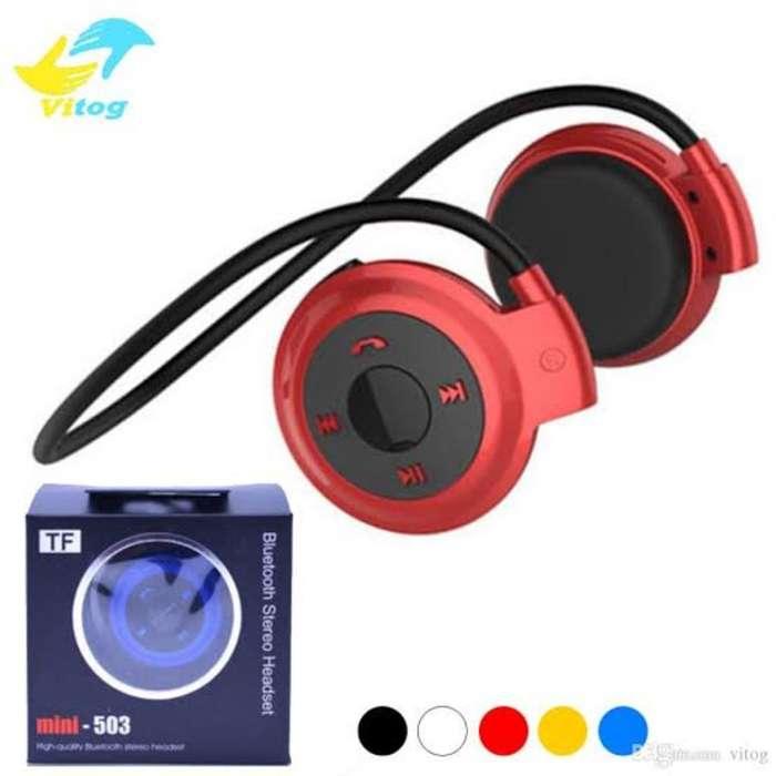 Audifonos Bluetooh Mini 503