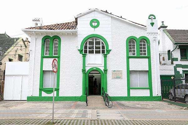 86601 - Hermosa <strong>casa</strong> comercial en el sector de Teusaquillo