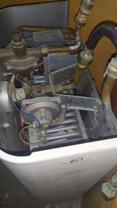 Calentador 10 Litros a Gas Mrca Haceb