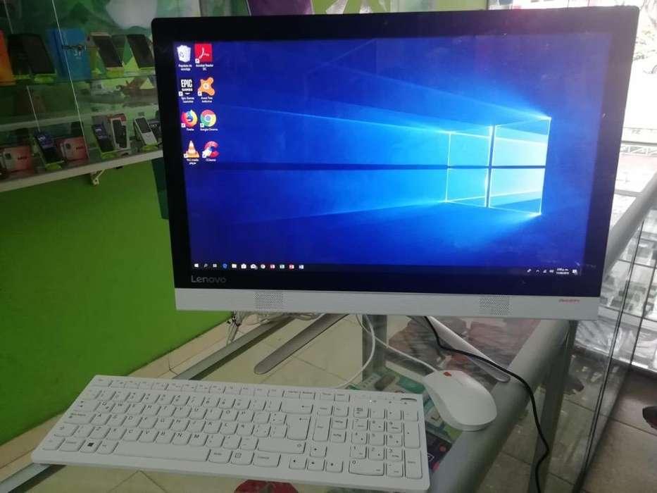 Vendo computador Todo en Uno I3