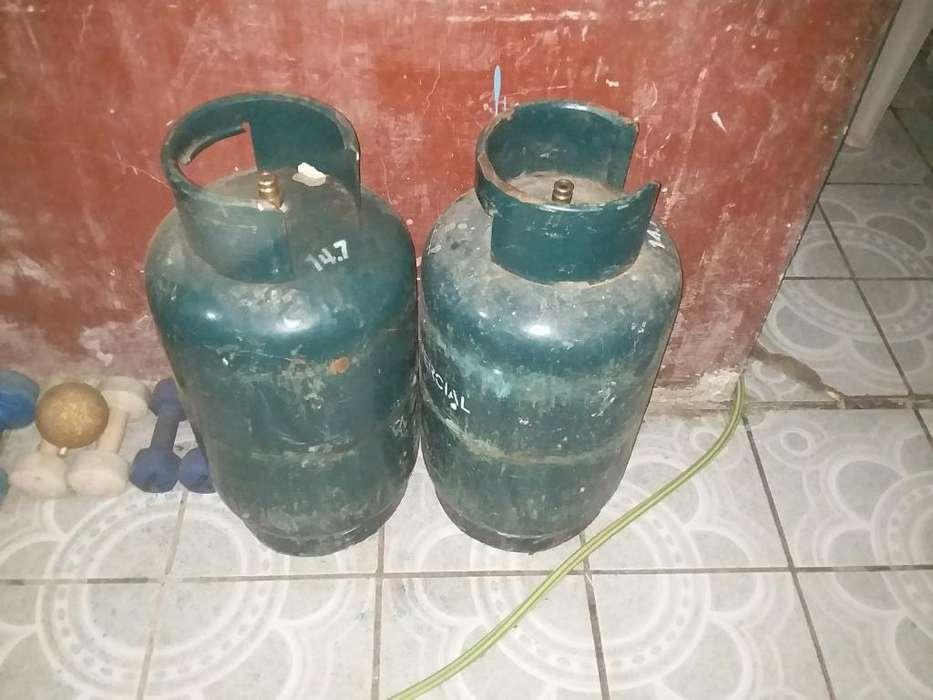 5 Cilindros de Gas en Venta