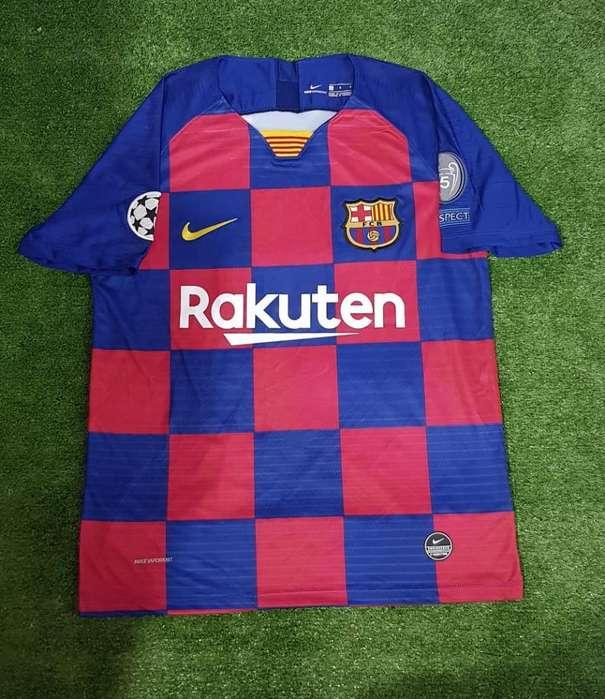 Camiseta 1 Barcelona de España