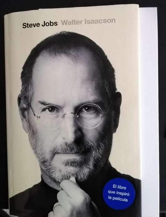 Vennta del libro de Steve Jobs Nuevo tapa dura edicin especial