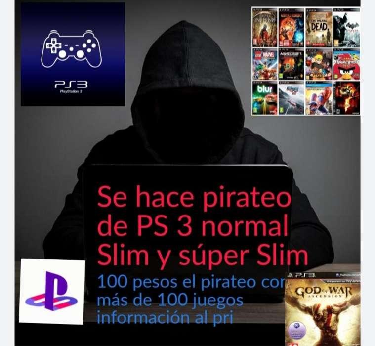 Pirateo de Ps3