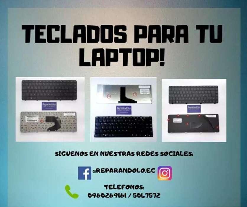 Teclados para Laptop