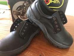 Zapato botin de seguridad Bohm
