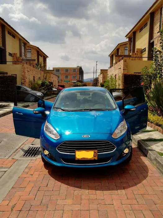 <strong>ford</strong> Fiesta  2014 - 44500 km