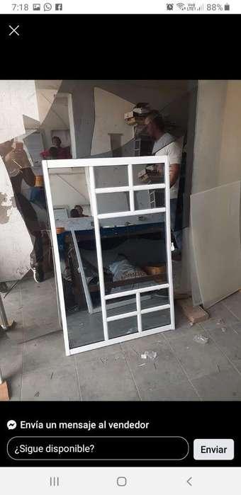 Aluminios Pvc Gabinetes Ventanas Closet
