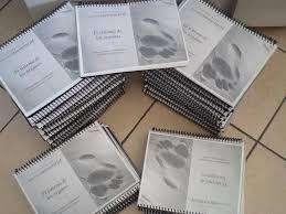 Libros escolares fotocopiados