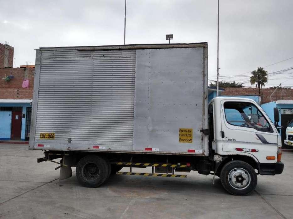 Camion Hyundai Furgon 3 toneladas
