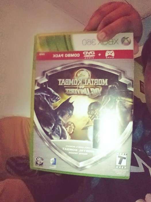 Vendo Juego Xbox 360 Usado