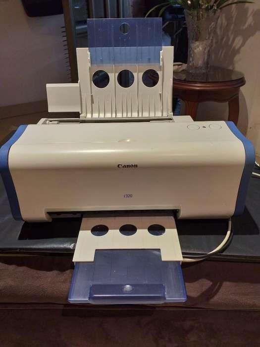 Vendo Impresora Canon I320