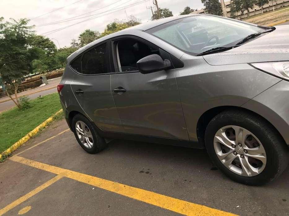 Hyundai Tucson 2014 - 125000 km