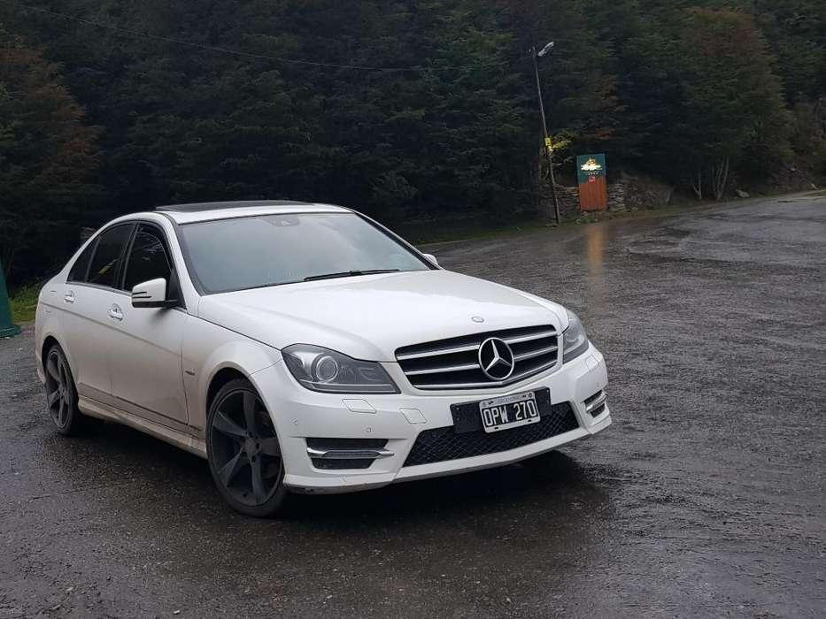 Mercedes-Benz Clase C 2015 - 54000 km