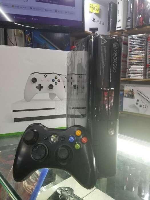 Xbox Slim E 4gb