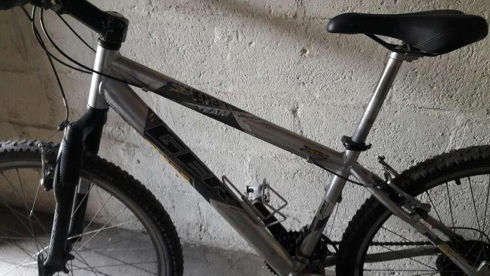 Vendo Bicicleta Ger