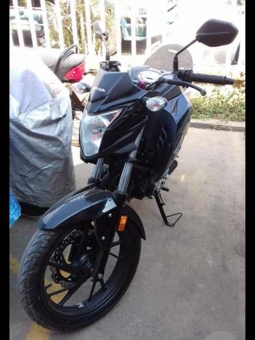Moto Marca Honda Cb 160 Est