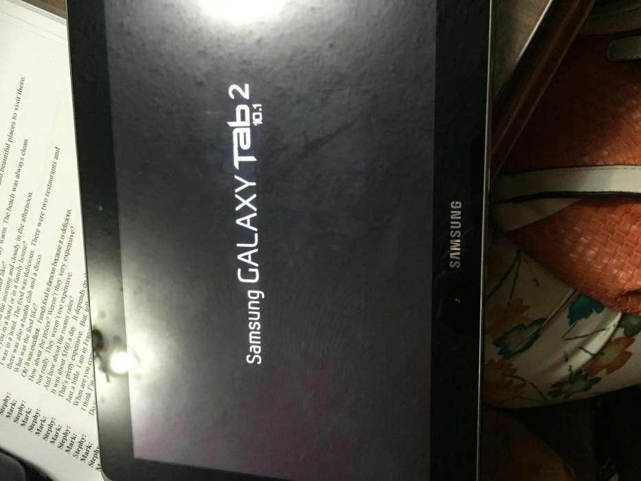Tablet SAMSUNG GALAXY TAB 2 DE 10.1PULGADAS