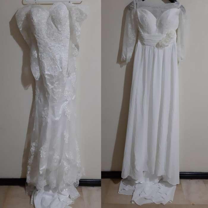 Se Vende Vestidos de Novia Nuevos