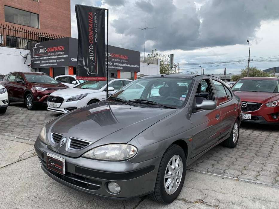 Renault Megane  2002 - 111000 km