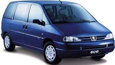 Peugeot 806 94 a 02. Manual de Taller y Esquema Eléctrico Completo