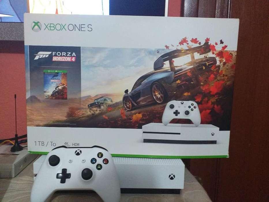 Vendo O Cambio Xbox One S de 1tb