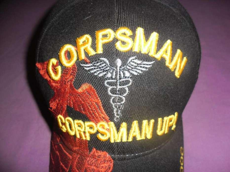 Gorra Corpsman