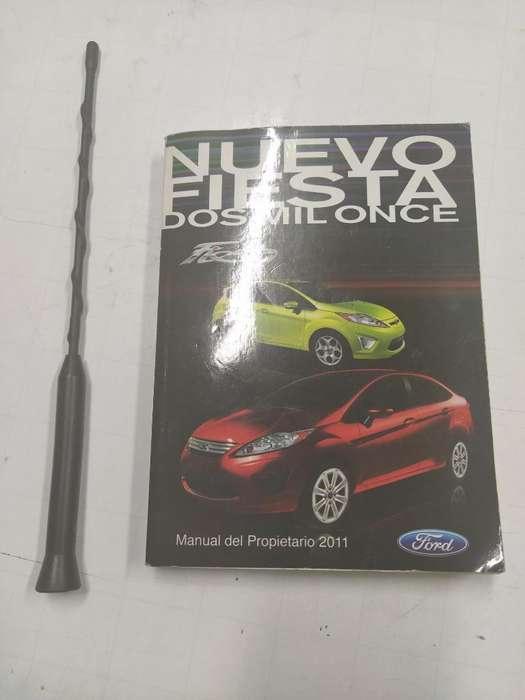 <strong>accesorio</strong>s Ford Fiesta Se 2011