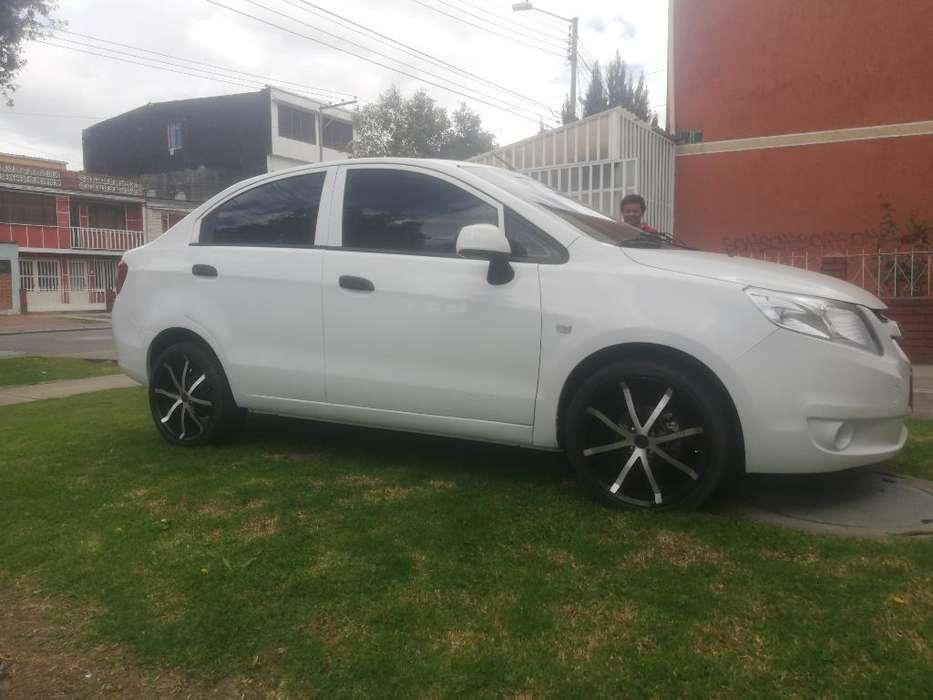 Chevrolet Sail 2018 - 5890 km