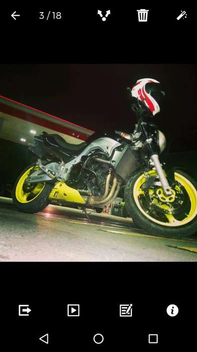 Gsr 600 Suzuki