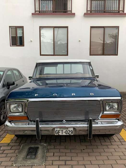 <strong>ford</strong> F-150 1978 - 2000 km