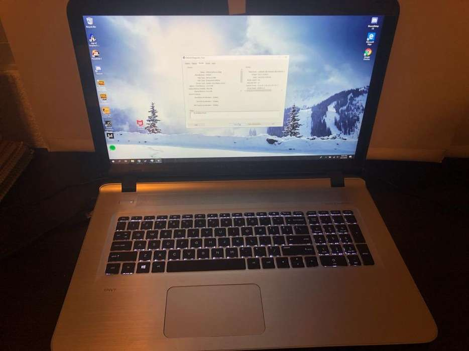 Hp Envy Touch I7