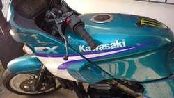 Kawasaki Ex 500 1993 Exelente Estado