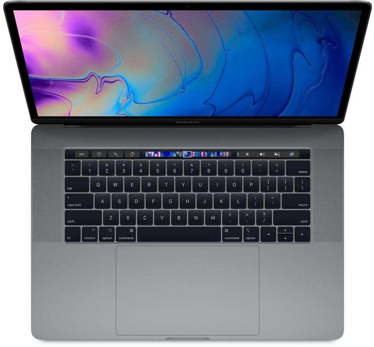 Macbook pro 2018 de 9 millones barato!