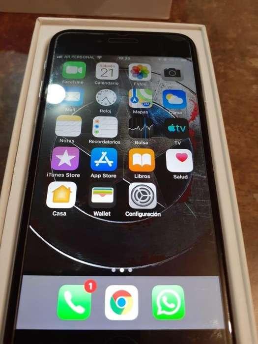 iPhone 6. Libre. Completo